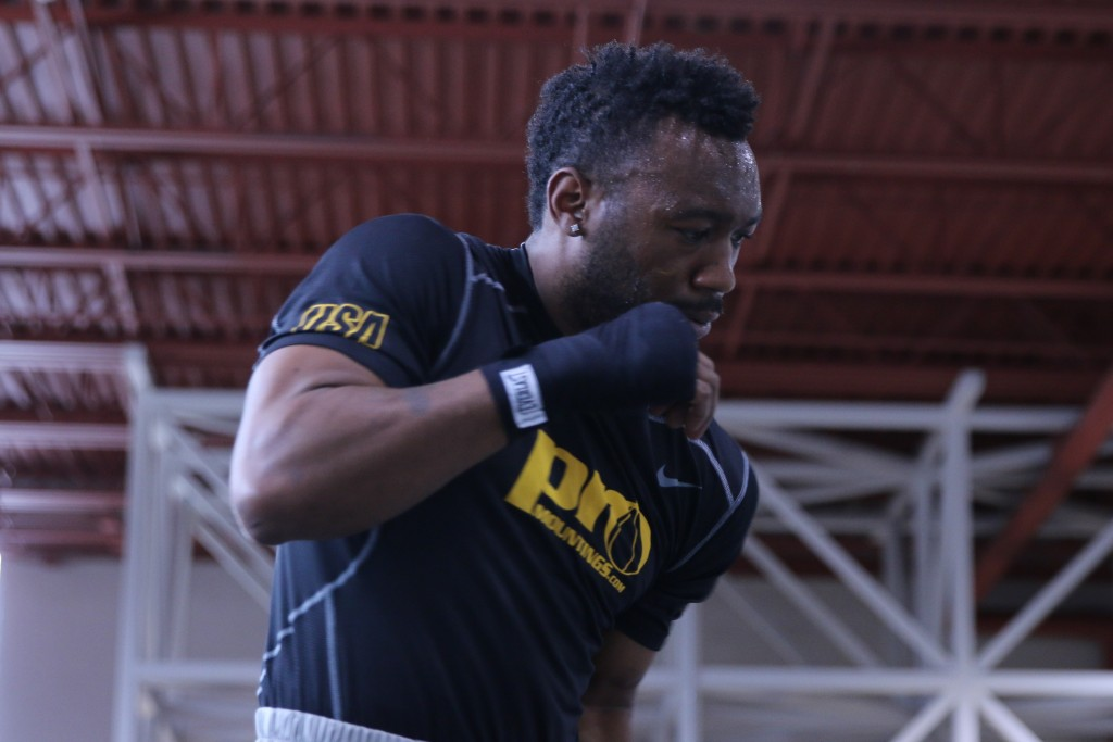 Austin Trout Workout-5