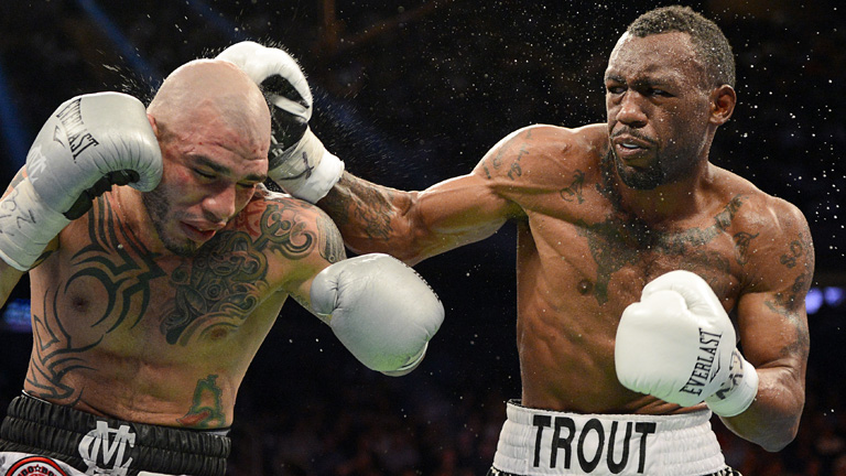 Miguel Cotto vs Austin Trout