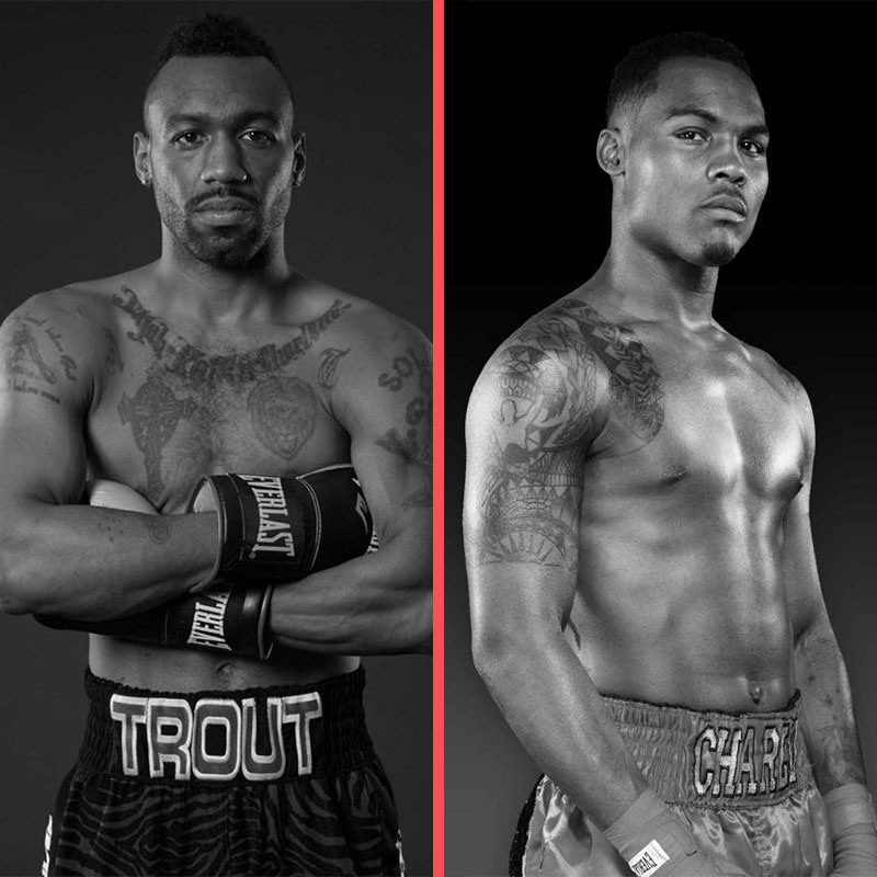 Trout VS Charlo
